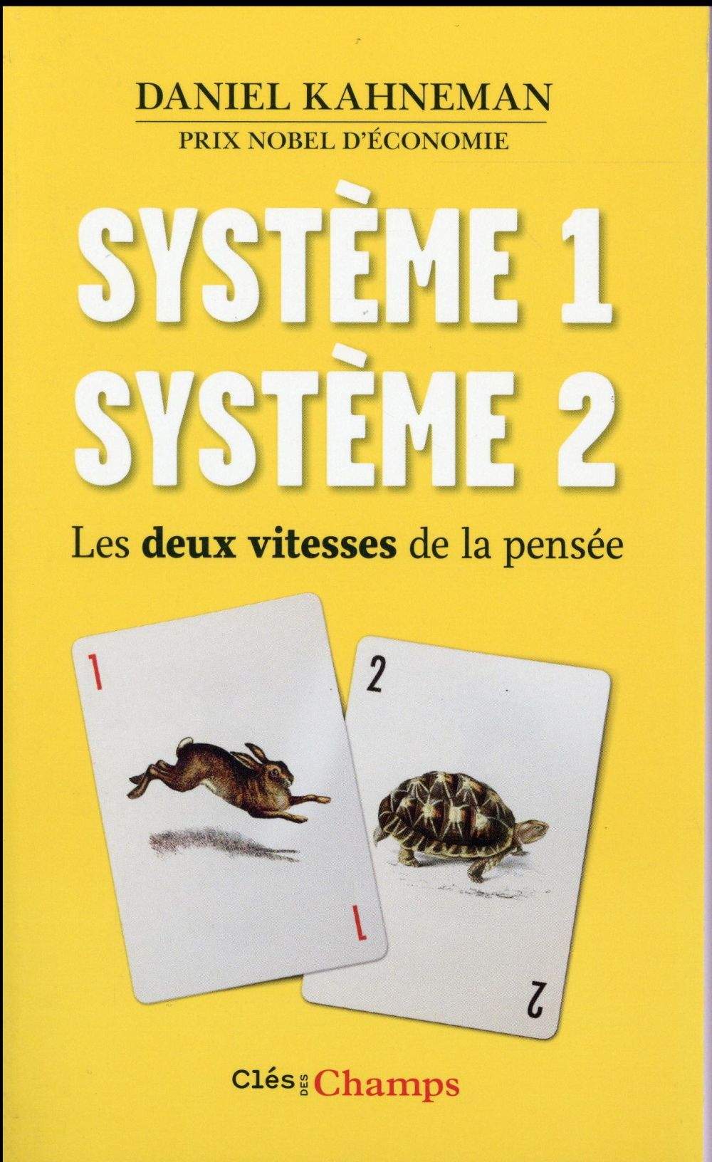 SYSTEME 1  SYSTEME 2